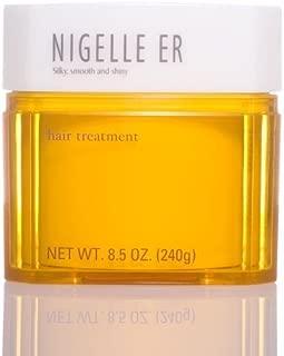 Milbon Nigelle ER Silky Smooth and Shiny Hair Treatment 8.5 fl oz