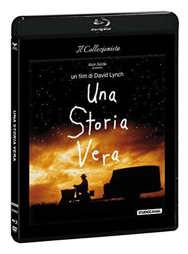 """Una Storia Vera """"Il Collezionista"""" (Combo) (Br+Dv)"""