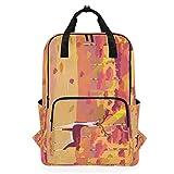 Autumn Painting - Mochila unisex ligera y portátil, resistente al agua, para portátil de 14 pulgadas, para niños y niñas
