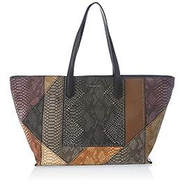 Desigual Accessories PU Shopping Bag, Sac Femme, U