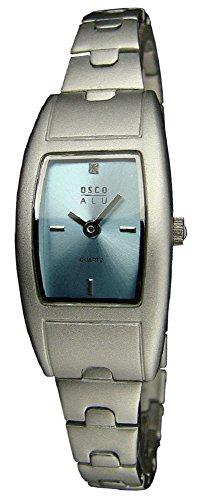 OSCO ALU Damen-Armbanduhr 3759 (blau)