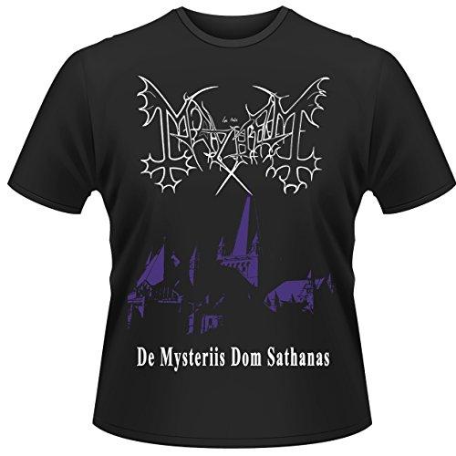 MAYHEM - DE MYSTERIIS DOM SATHANAS T-Shirt Schwarz XL