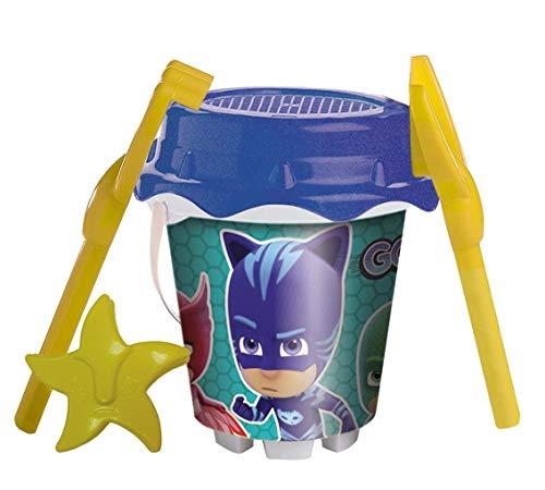 PJ Masks P.J.Masks Conjunto Playa y Accesorios, Multicolor,