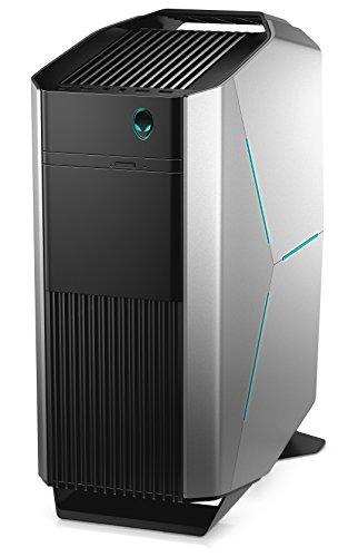 Alienware Aurora R6 Gaming Desktop - (Silver/Black) (Intel Core i5-7400,...