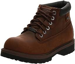Skechers Men's Verdict Men's Boot,Dark Brown,10 EW US