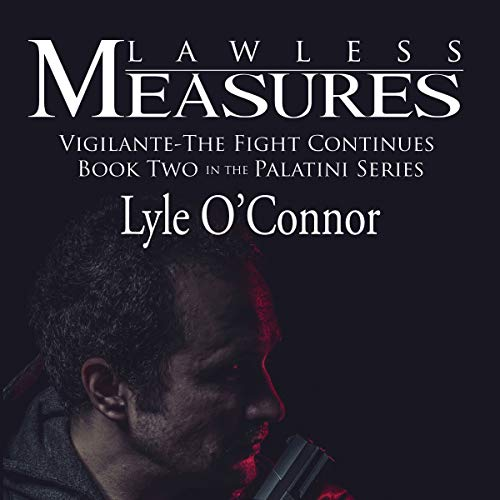 Lawless Measures audiobook cover art