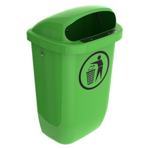 Sulo Papierkorb 50 Liter (grün)