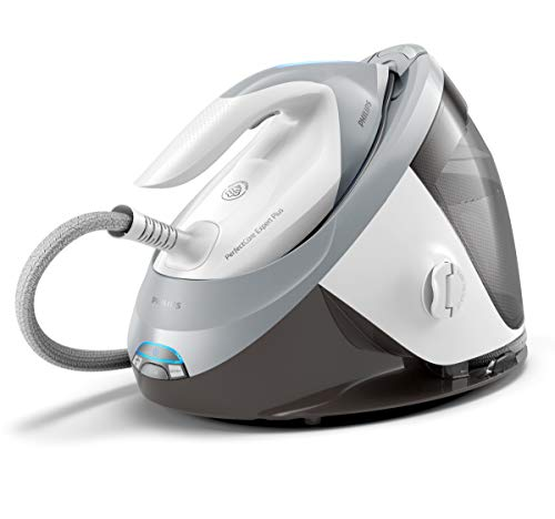 Philips GC8930/10 estación plancha al vapor 2100 W 1,8 L SteamGlide Advanced - Centro de planchado (2100 W, 7 bar, 1,8 L, 420 g/min, 120 g/min, SteamGlide Advanced)