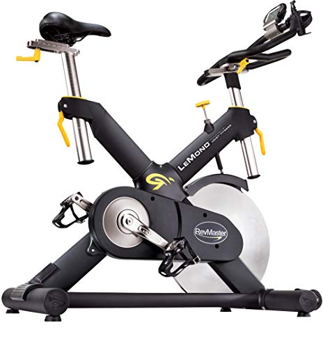 LeMond Revmaster Pro Exercise Bike (Monitor Not Included)