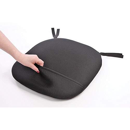 AliMed Stratta Mesh Chair Seat Cushion, Large: 19x18-1/2 inch