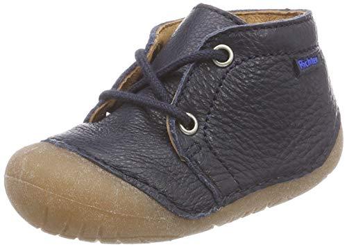 Richter Kinderschuhe Baby Jungen Richie Sneaker, Blau (Atlantic 7200), 18 EU