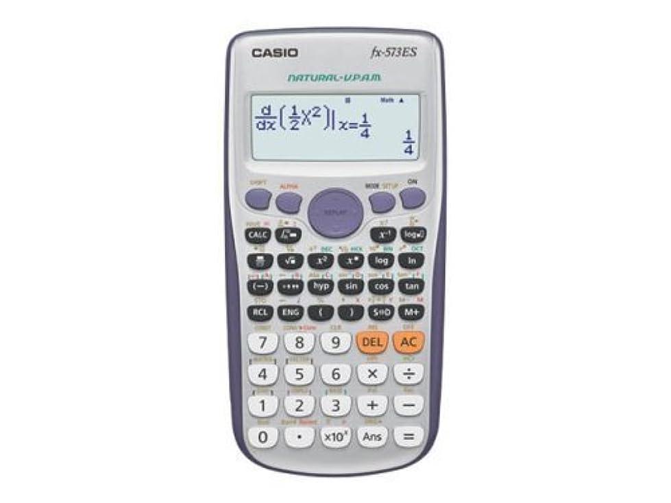 チーズ地理条件付きカシオ 関数電卓 数学自然表示 369関数 10桁 FX-573ES-N