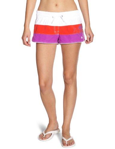 adidas Damen Badehose GR Short, white/red carpet/ultra purple, 36, X13168