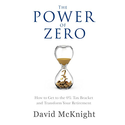 The Power of Zero audiobook cover art