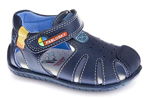 Sandalias Bebé Niño Pablosky Azul 091422 21