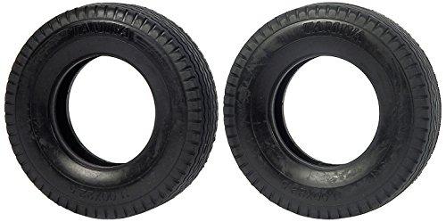 Tamiya 309805456 - 1:14 Truck Reifen, 2 Stück