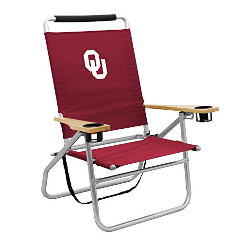NCAA Oklahoma Sooners Beach Chair
