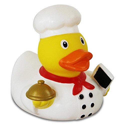 Lilalu 8x 8cm/50g Sammler und Kochen Rubber Duck Baby Badespielzeug