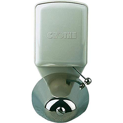 Grothe 24113 Klingel 8-12 V 85 dBA Grau, Silber