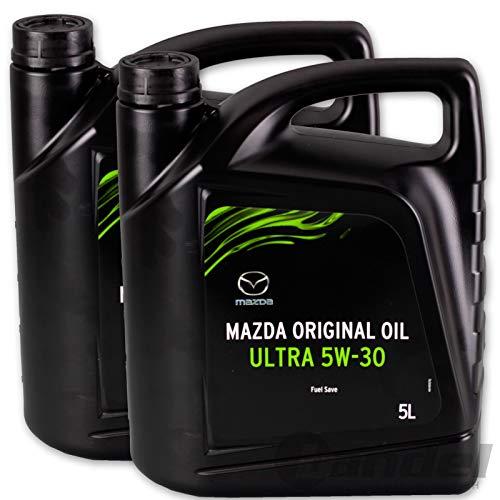 2x 5 Liter Original Ultra 5W-30 Motoröl 5w-30 (DEXELIA)