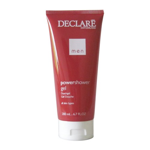 Declaré Powershower homme/man, Shower Gel, 1er Pack (1 x 200 ml)