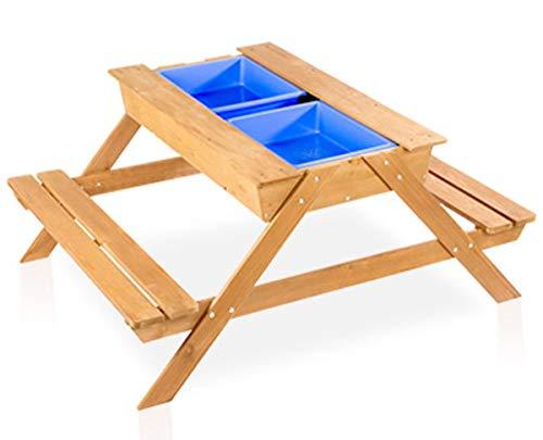 Playland Kinder-Spiel-/Wasser-/Sandkastentisch / Maße aufgebaut ca.: 120 x 95 x 55 cm