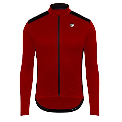 Giordana Maglia Jersey Linea Fusion Rosso (S)
