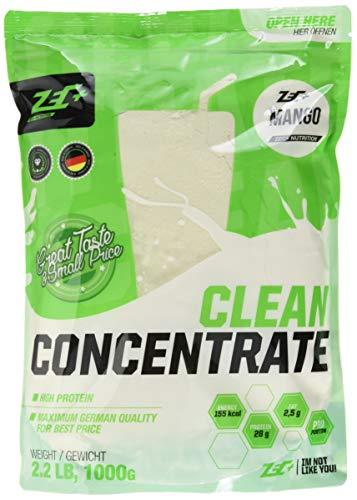 Zec+ Clean Concentrate, Mango, 1 kg