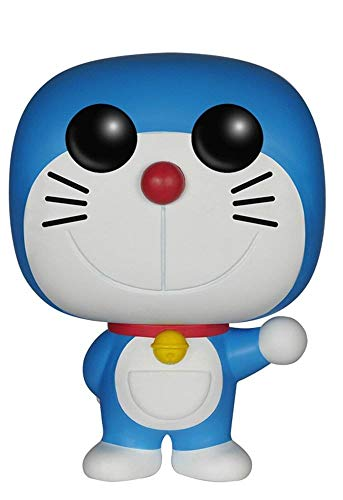 Funko Pop: Animation: Doraemon - Doraemon Vinyl Figure + FUNKO PROTECTIVE CASE