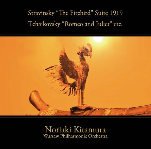 ストラヴィンスキー / バレエ組曲「火の鳥」、チャイコフスキー / 「ロメオとジュリエット」 他 [SACD Hybrid + DVD-ROM]