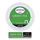 Twinings of London Green Tea K-Cups for Keurig, 12...