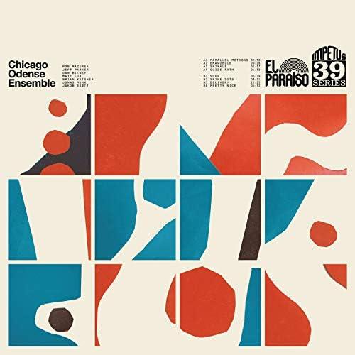 Chicago Odense Ensemble feat. Rob Mazurek, Jeff Parker, Dan Bitney, Jakob Skøtt & Jonas Munk