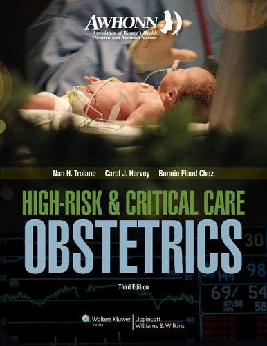 High-Risk & Critical Care Obstetrics (Mandeville, AWHONN