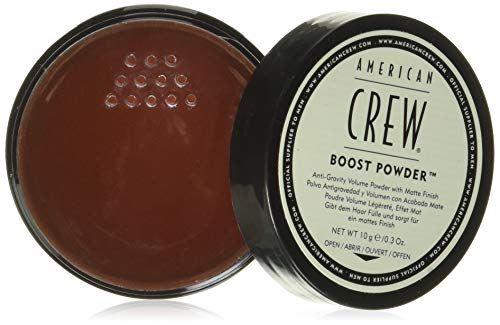 American Crew Boost Powder With Matte Finish, 0.3 Ounce