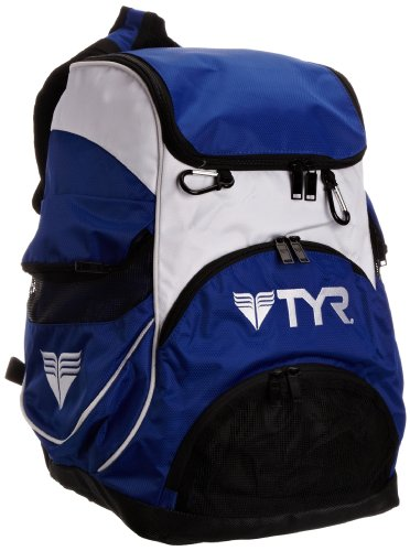 TYR Rucksack Alliance Team Backpack, Royalblau, 34 x 25 x 47 cm, 38 Liter, LATBP2428