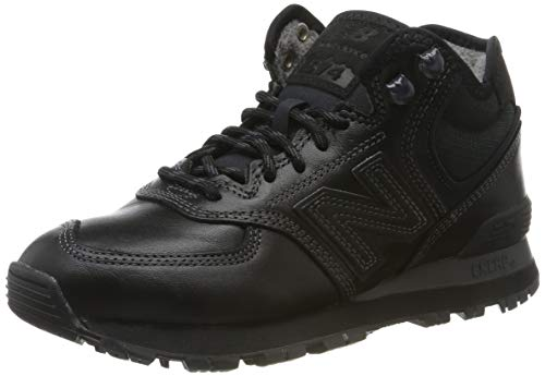 New Balance 574, Sneaker Uomo, Nero (Black Black), 43 EU