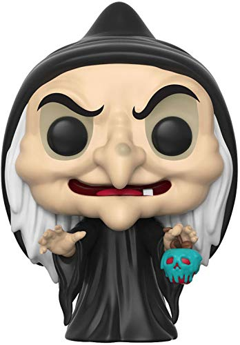 Funko Pop!- 21730 Disney: Snow White Figura de Vinilo Evil Queen, Multicolor