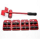 Libertroy Sollevatore di mobili Dispositivi di Scorrimento Facili da spostare Set di Strum...