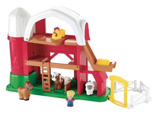 Fisher Price - Y8660 - Accessoire pour Figurine - La Ferme - Little People