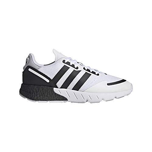 Zapatilla Hombre Adidas ZX 1K Boost Color White/Core Black/halo Silver Talla 44