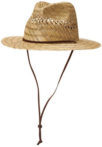 Quiksilver mens Jettyside Hat Baseball Cap, Natural Brown, Large-X-Large US