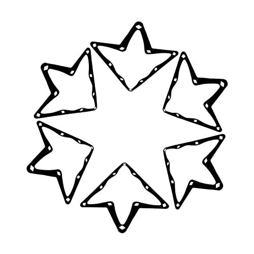 Magic Ball-Halter, für Billard- und Billardkugeln, 6 Stück