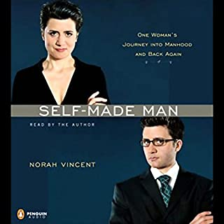 Self-Made Man audiobook cover art