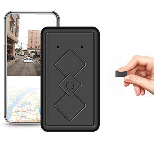 Mini Rastreador GPS para Niños/Ancianos, Mapa 3D Smart Anti Lost Tracking Device Locator Sistema De Seguimiento De Vehículos Y Seguimiento En Tiempo Real,P1