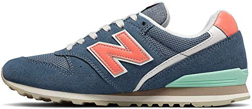 New Balance Wl996 B, Zapatillas de Tenis para Mujer, Azul (Co Stone...