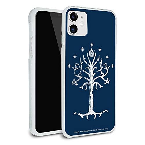 Herr der Ringe Baum des Gondor Schutzhülle Slim Fit Hybrid Gummi Bumper Case passend für Apple iPhone 8, 8 Plus, X, 11, 11 Pro, 11 Pro Max