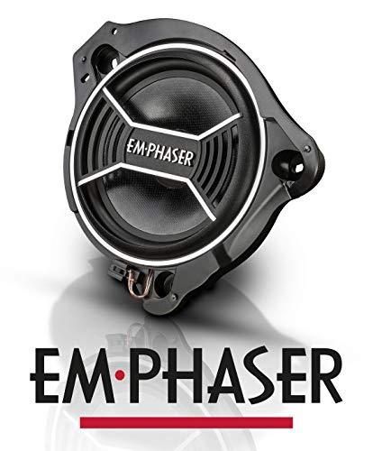 EMPHASER EM-MBSUBL Subwoofer-Lautsprecher für Mercedes Fahrzeuge Fahrerseite