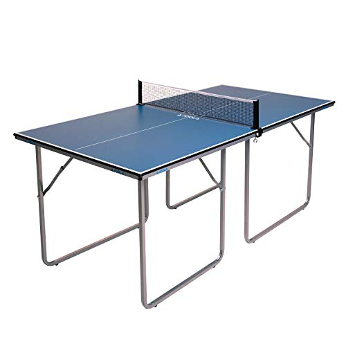 JOOLA Midsize Compact Table Tennis Table