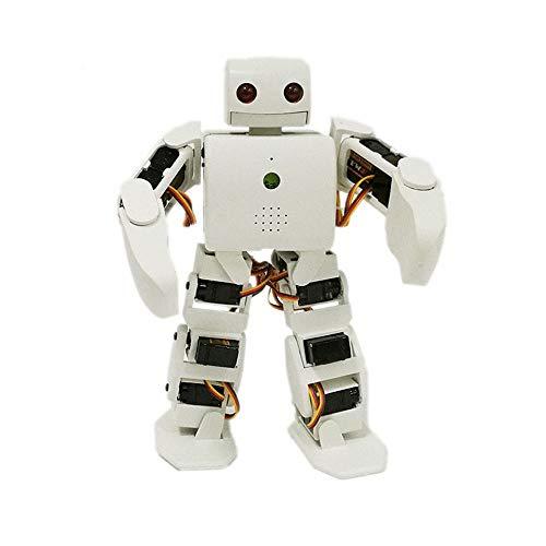 KKmoon ViVi Robot humanoide Plen2 para impresora 3D Arduino 18 DOF Modelo de...