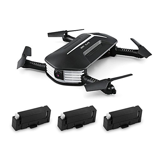 JJRC H37 MINI BABY ELFIE faltbare RC Drone RTF WiFi FPV 720p HD/G-Sensor-Controller/Wegpunkte
